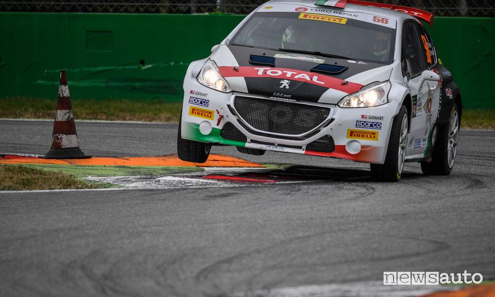 Peugeot Pollara Monza Rally Show 2017