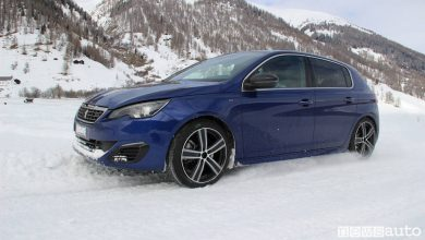 Photo of Pneumatici Invernali test Accelerazione su neve