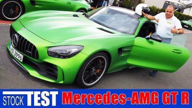 Photo of Video Mercedes-AMG GT R | Test in pista e su strada
