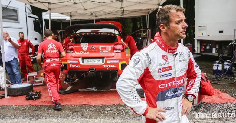 Piloti WRC 2018 Sebastien Loeb