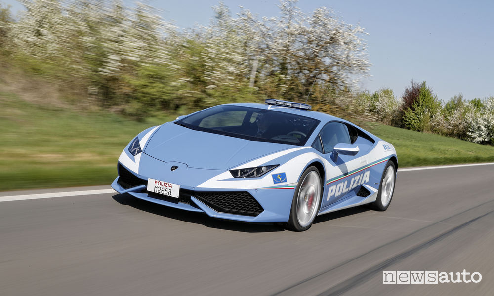 Lamborghini Huracan Poliza