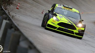 Classifica del Monza Rally Show 2017 (Valentino Rossi)