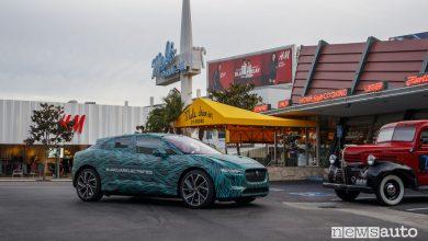 Test autonomia Jaguar I-Pace