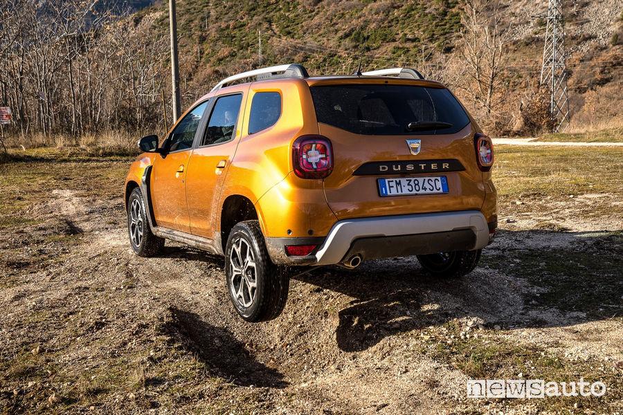 Dacia Duster 2018