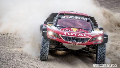 Dakar 2018 classifiche 2^ tappa Peugeot 3008DKR Maxi Despres