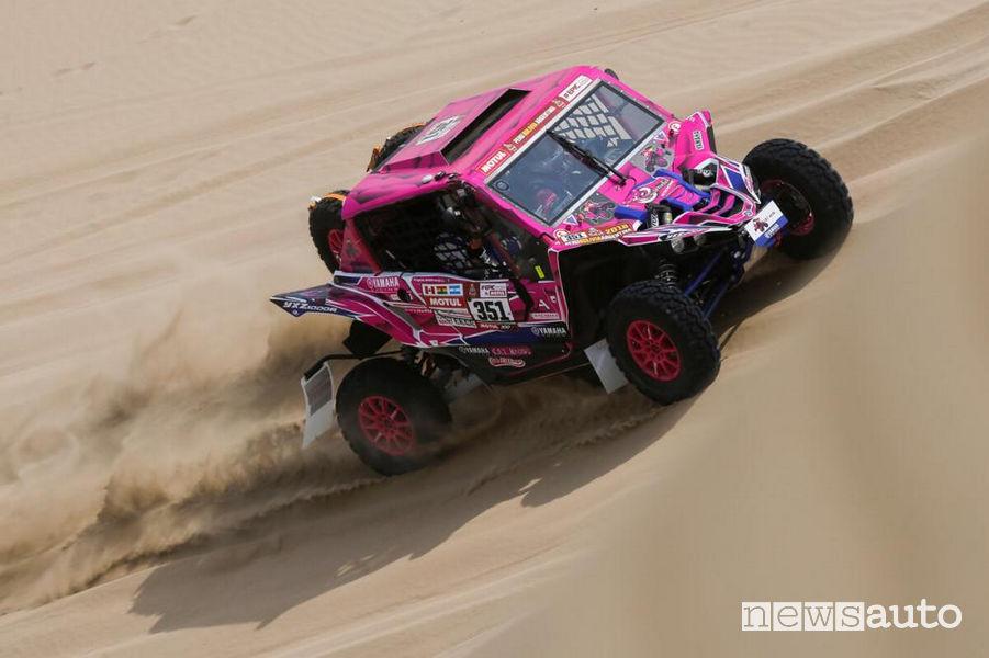 Dakar 2018 Camelia Liparoti