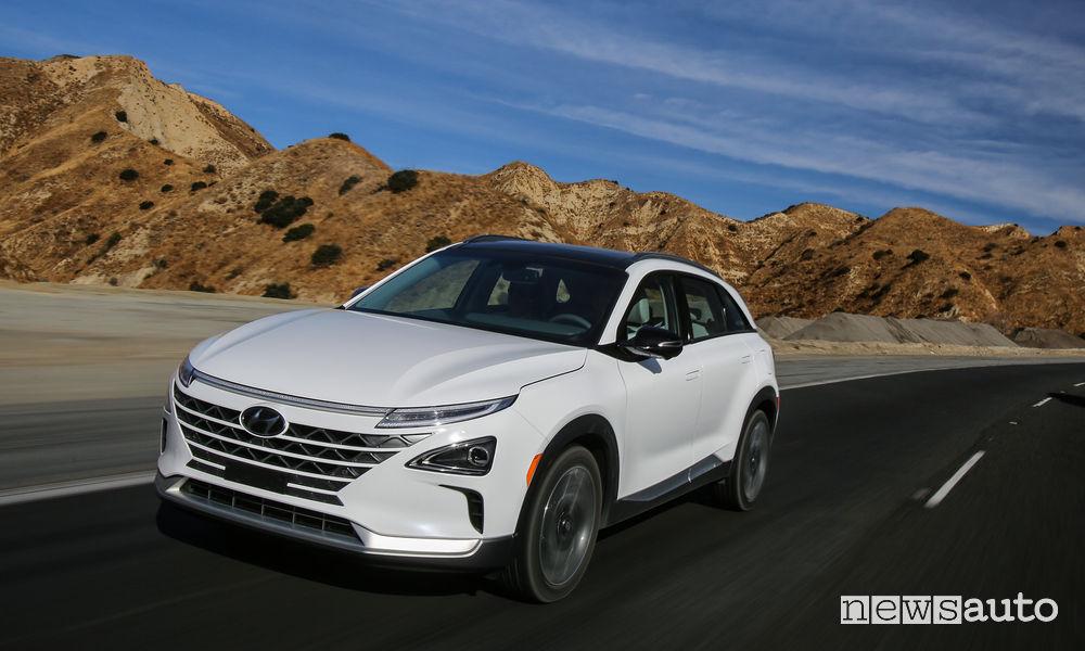 Hyundai Nexo (2019)