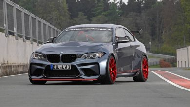 Photo of BMW M2 CSR Tuning Lightweight Performance