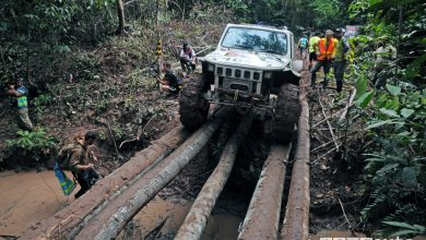 Rainforest Challenge Malesia foto