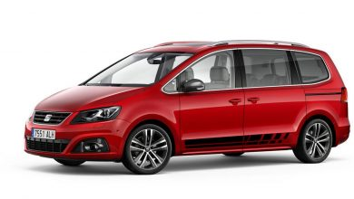 Photo of Nuova Seat Alhambra FR Line