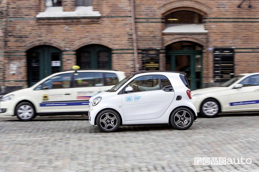 Car Sharing Italia Dove
