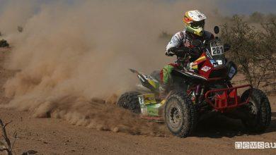 elenco iscritti quad Dakar 2018