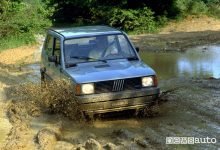Photo of Panda 4×4 imprese storiche impossibili (foto e video)