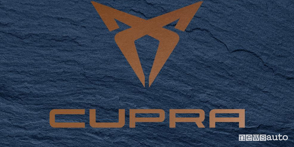 Nuovo logo Seat Cupra