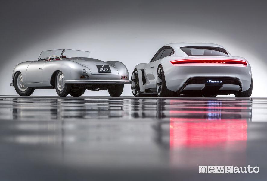 Storia Porsche 70 anni