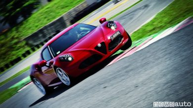 Photo of Alfa Romeo 4C, la prova in pista a Vallelunga