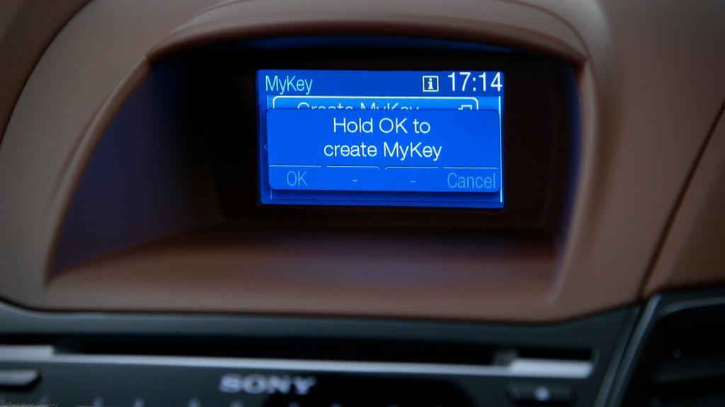 Ford My key chiave programmabile auto