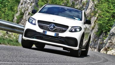 Photo of Mercedes-AMG GLE 63 S la prova