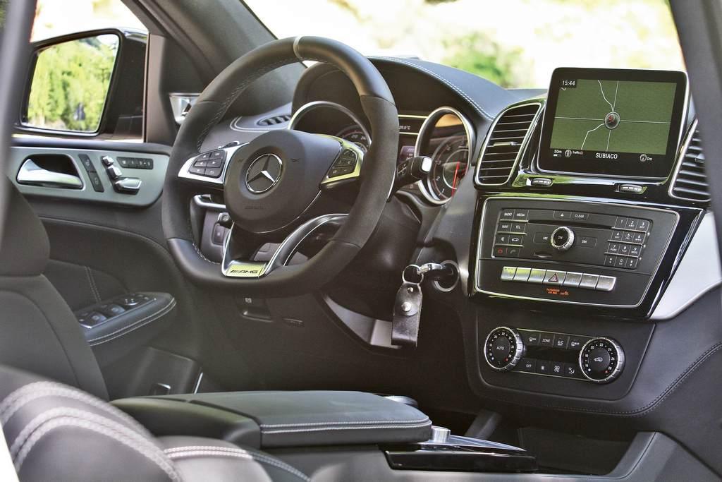 Mercedes-AMG GLE 63 S interni