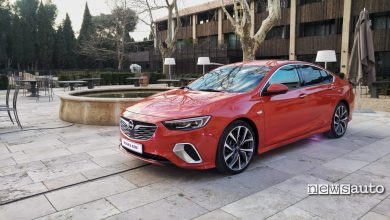 Photo of Opel Insignia GSi auto sportiva: prova in pista e su strada