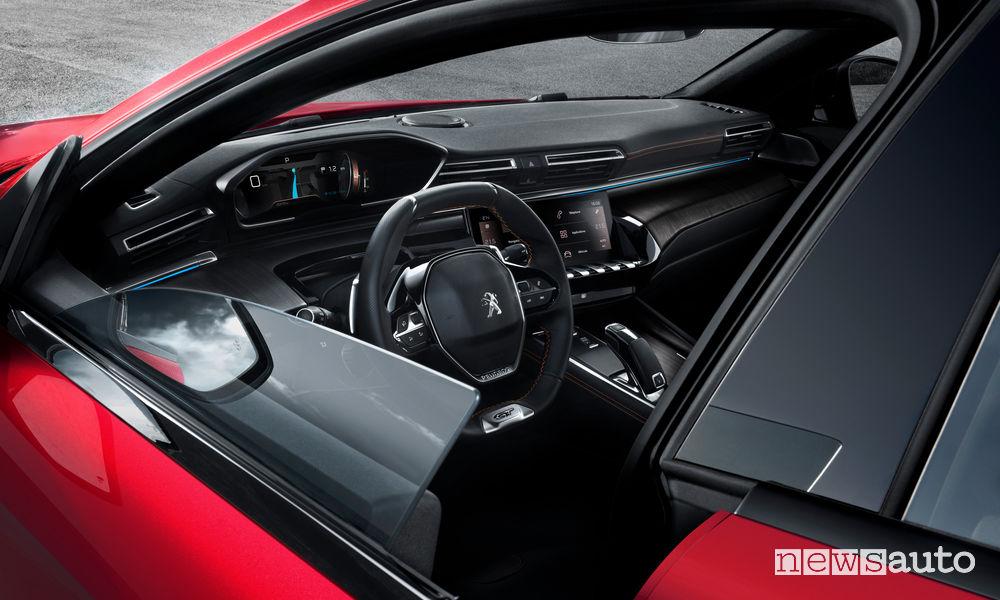 Design Peugeot 508 2018