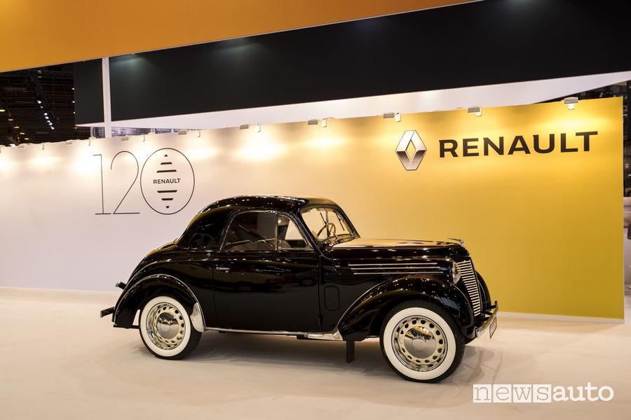 Renault storiche Salone Retromobile di Parigi 2018