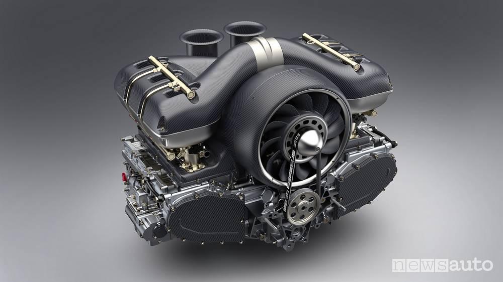 Motore 911 DLS Tuning