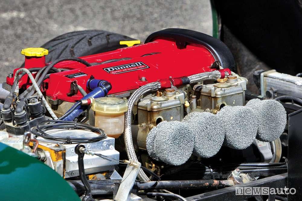 Sylva Autokits Phoenix motore