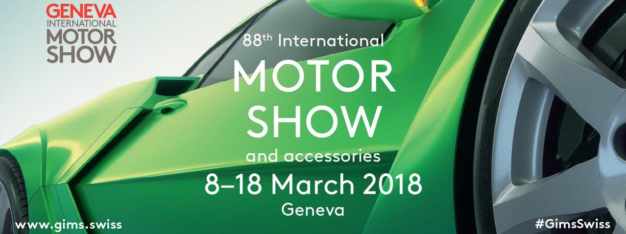 Salone di Ginevra 2018 programma