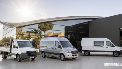 Photo of Mercedes Sprinter 2018