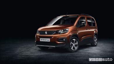 Peugeot Rifter prezzi