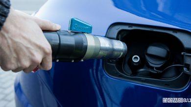 Seat auto a metano
