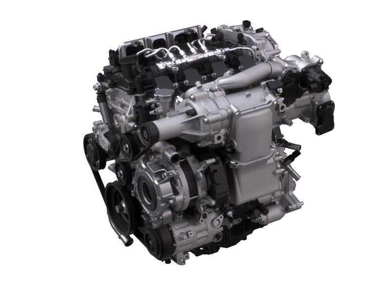 Compressore volumetrico motore Mazda Engine_SKYACTIV-X (1)