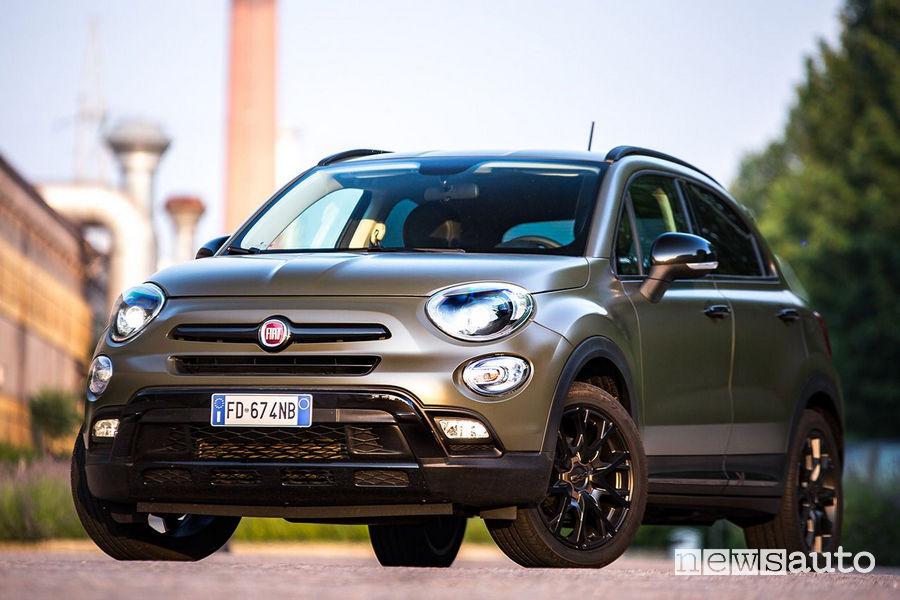 Fiat Ginevra 2018 500X S-Design