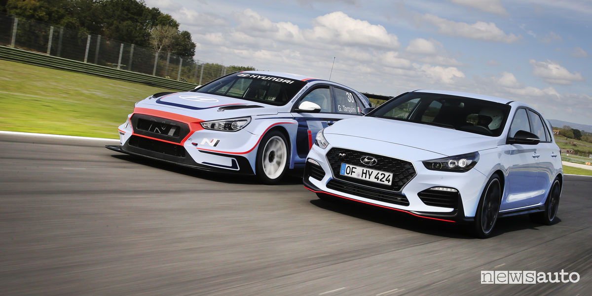 Divisione auto sportive Hyundai