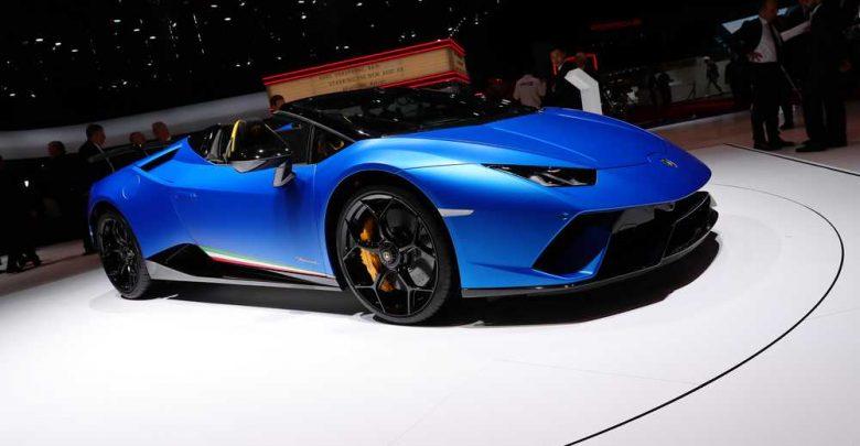 Photo of Lamborghini Huracan Performante Spyder