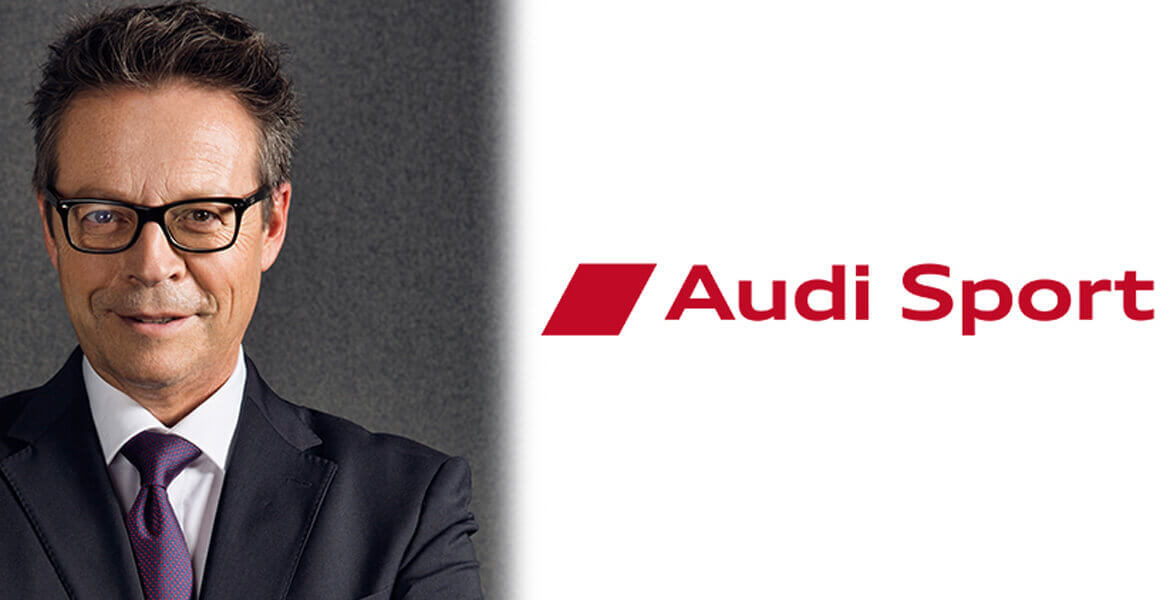 Michael JULIUS RENZ BECOMES AUDI