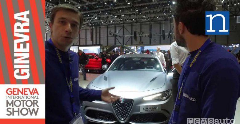 Photo of Alfa Romeo al Salone di Ginevra 2018