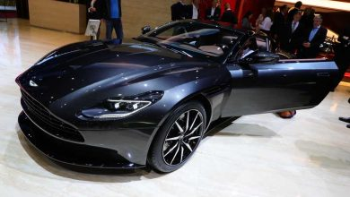 Photo of Aston Martin al Salone di Ginevra 2018
