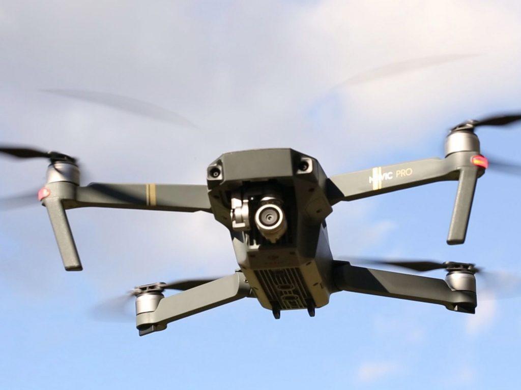 Foto Drone Mavic Pro