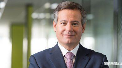 Nissan Europa Manager Gianluca de Ficchy