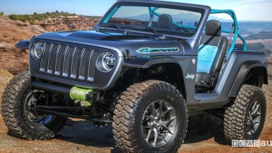 Jeep concept Easter Jeep Safari 2018