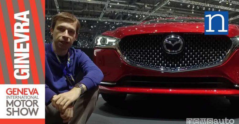 Photo of Nuova Mazda6 novità Ginevra 2018