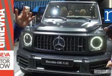 Photo of Mercedes-AMG Classe G 63 V8