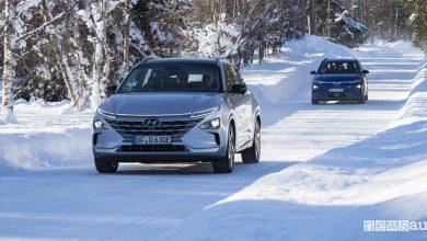 Photo of Test auto elettriche Hyundai in condizioni estreme