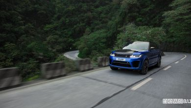 Photo of VIDEO Record Tianmen Road Range Rover Sport SVR