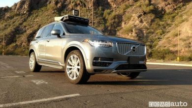 Photo of Auto a guida autonoma OK test in Italia