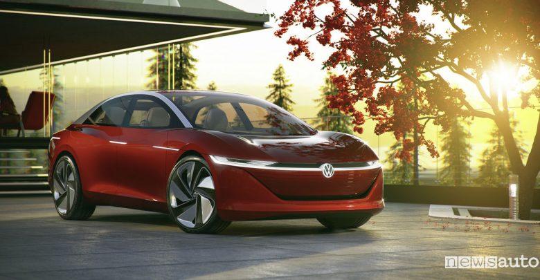 Photo of Volkswagen aumenta la produzione di auto elettriche