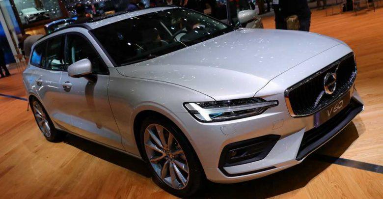 Photo of Nuova station wagon Volvo V60