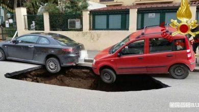 Voragine Roma CirconvallazioneAppia